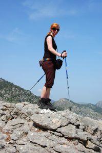 Trekking w Alpach i Dolomitach.