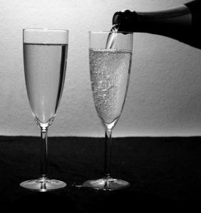 Wybieramy dobre wino.