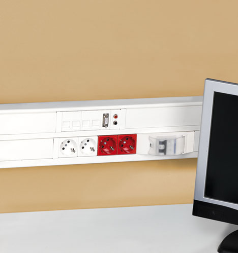 Montaż instalacji elektrycznej a estetyka wykończenia wnętrz.